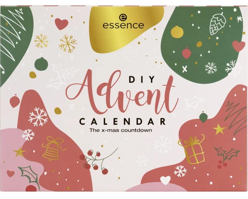 Picture of the Box of Essence Beauty Advent Calendar 2020
