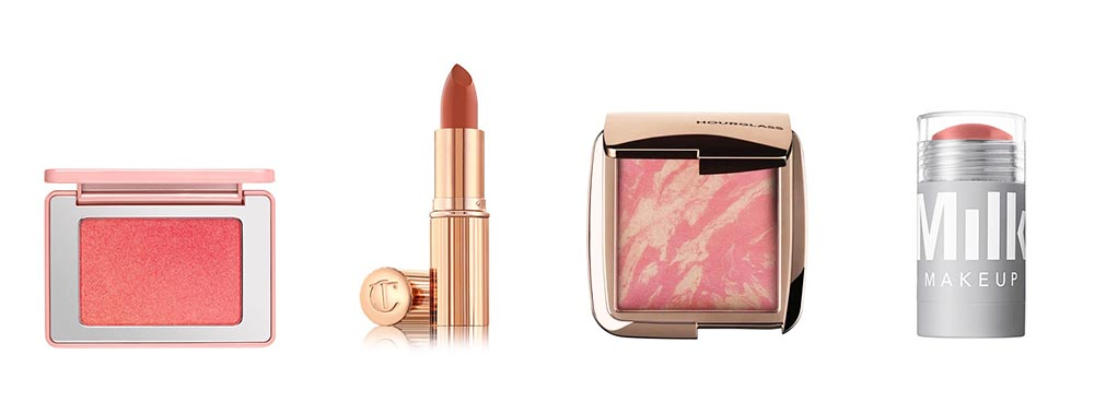 makeup items in the cult beauty advent calendar 2020