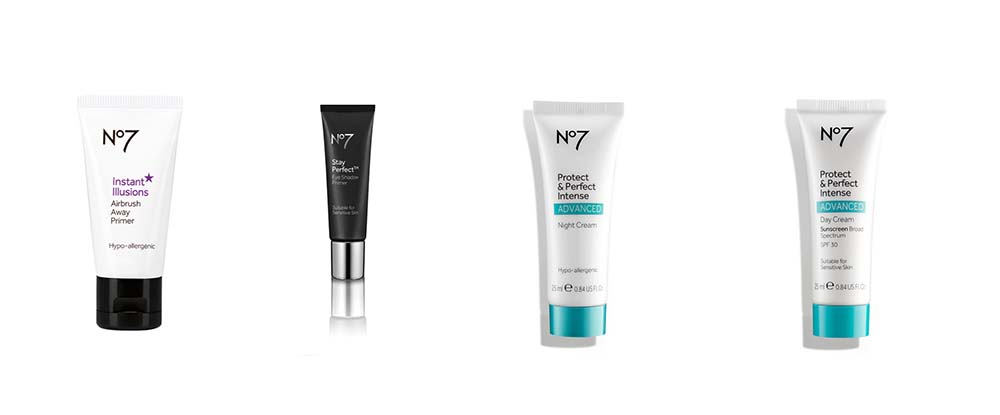 skincare in the no7 beauty advent calendar