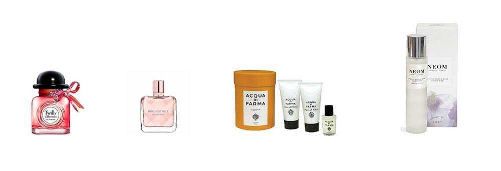 perfumes in the john lewis beauty advent calendar 2020