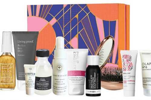 Cult Christmas Beauty Gift Edit Box Hair Heroes