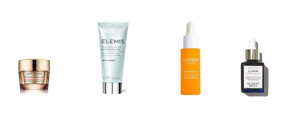 skincare in the john lewis beauty advent calendar 2020