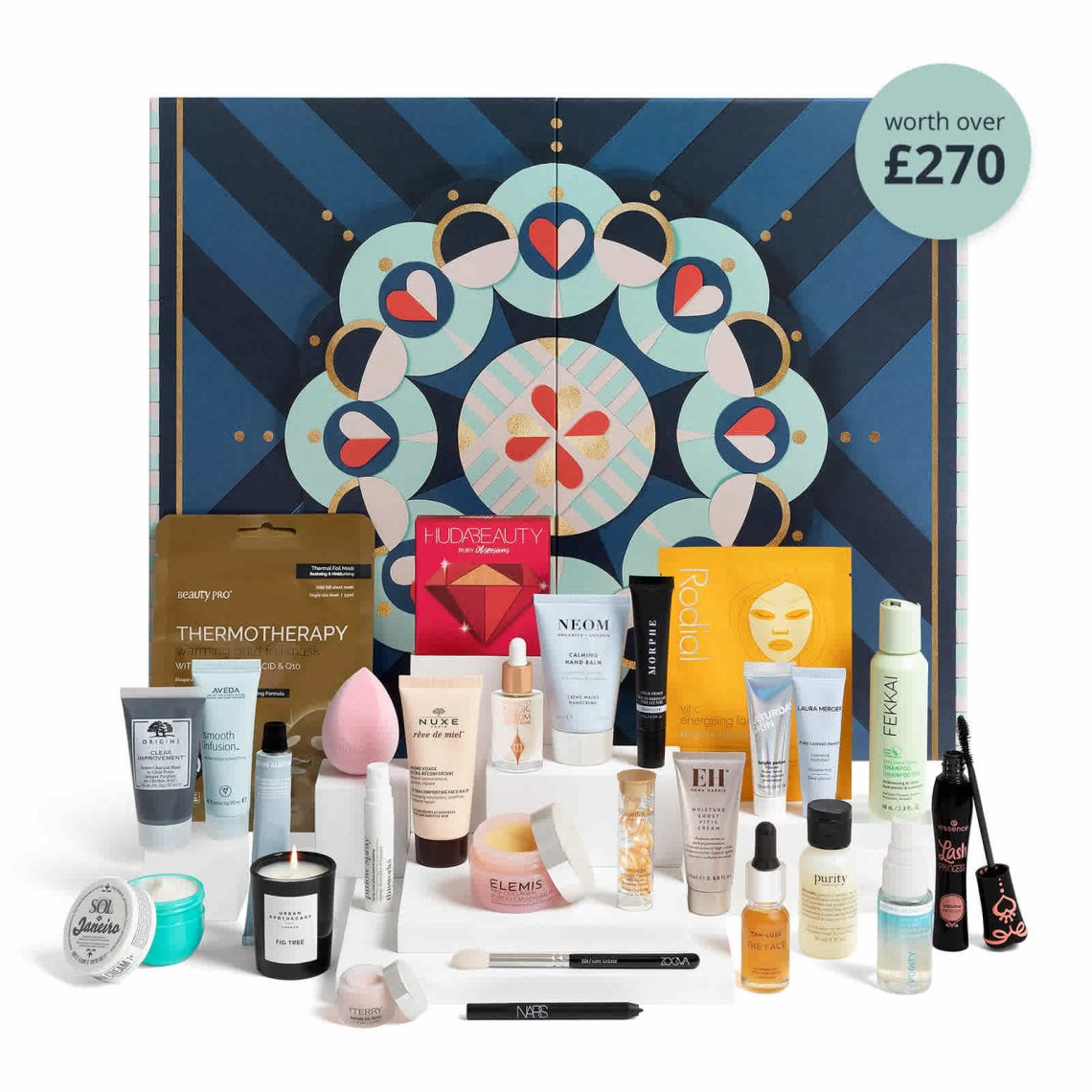feel unique beauty advent calendar 2020