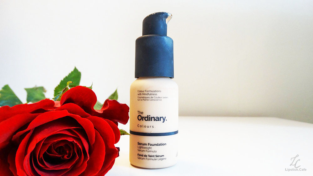picture of the ordinary serum foundation