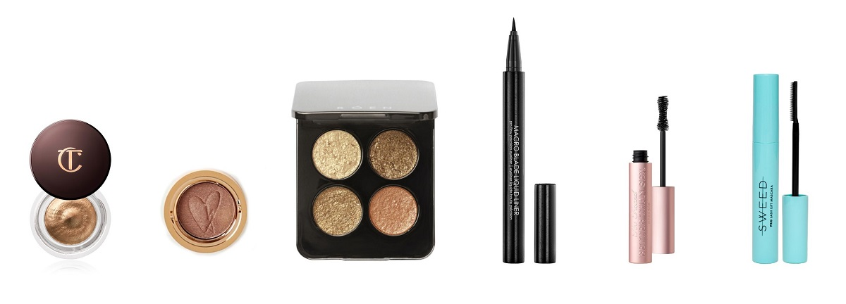 eye makeup in the cult beauty advent calendar 2021